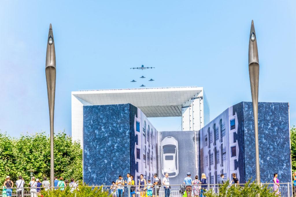Défilé Aérien 14 Juillet 2018 (Paris La Défense) (10)