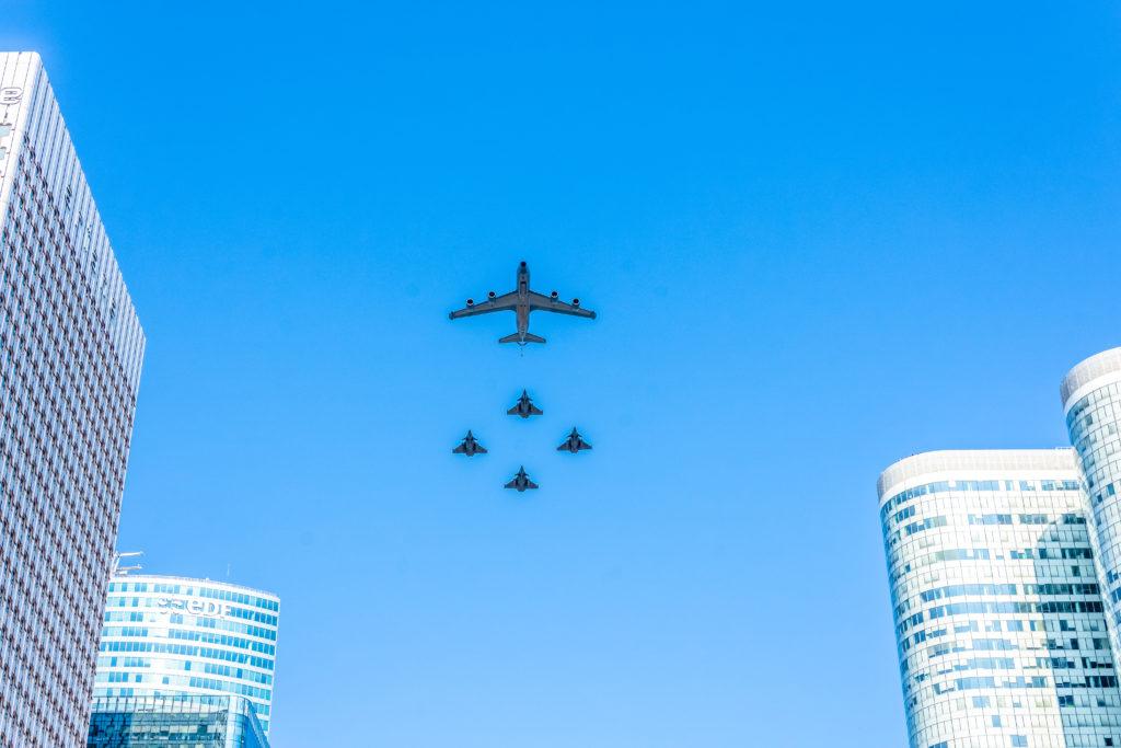 Défilé Aérien 14 Juillet 2018 (Paris La Défense) (11)