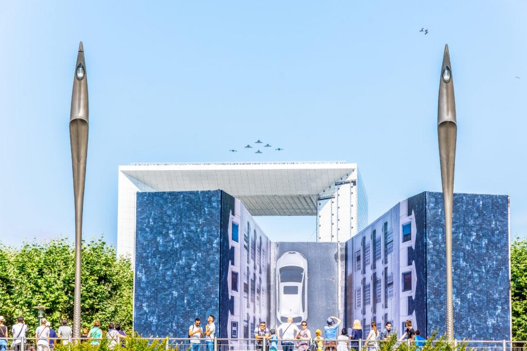 Défilé Aérien 14 Juillet 2018 (Paris La Défense) (14)