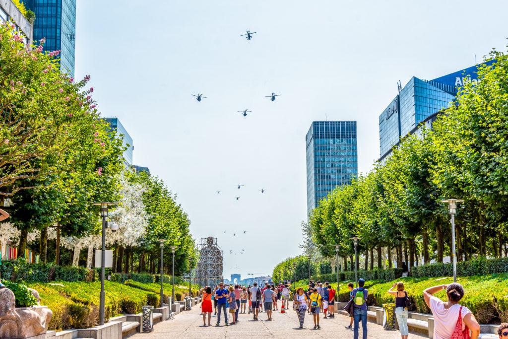 Défilé Aérien 14 Juillet 2018 (Paris La Défense) (32)
