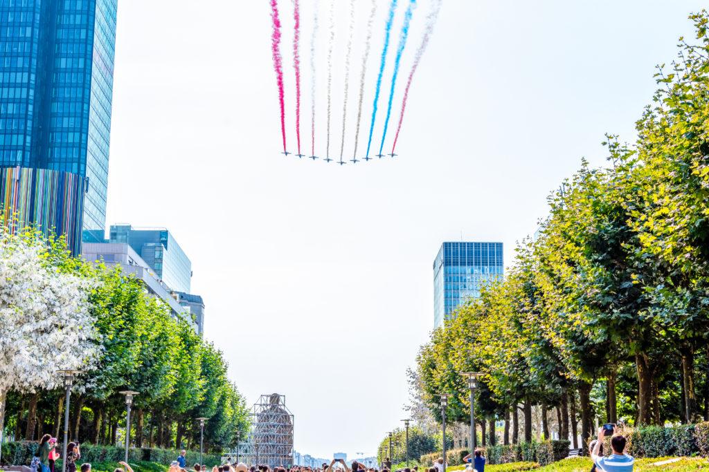 Défilé Aérien 14 Juillet 2018 (Paris La Défense) (4)