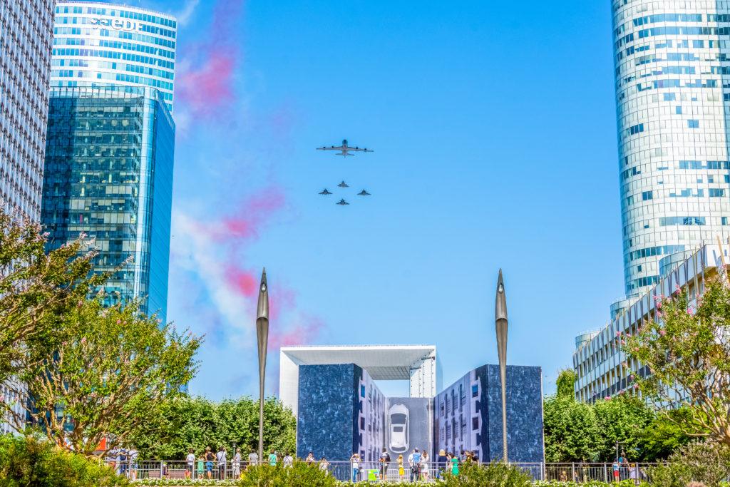 Défilé Aérien 14 Juillet 2018 (Paris La Défense) (6)