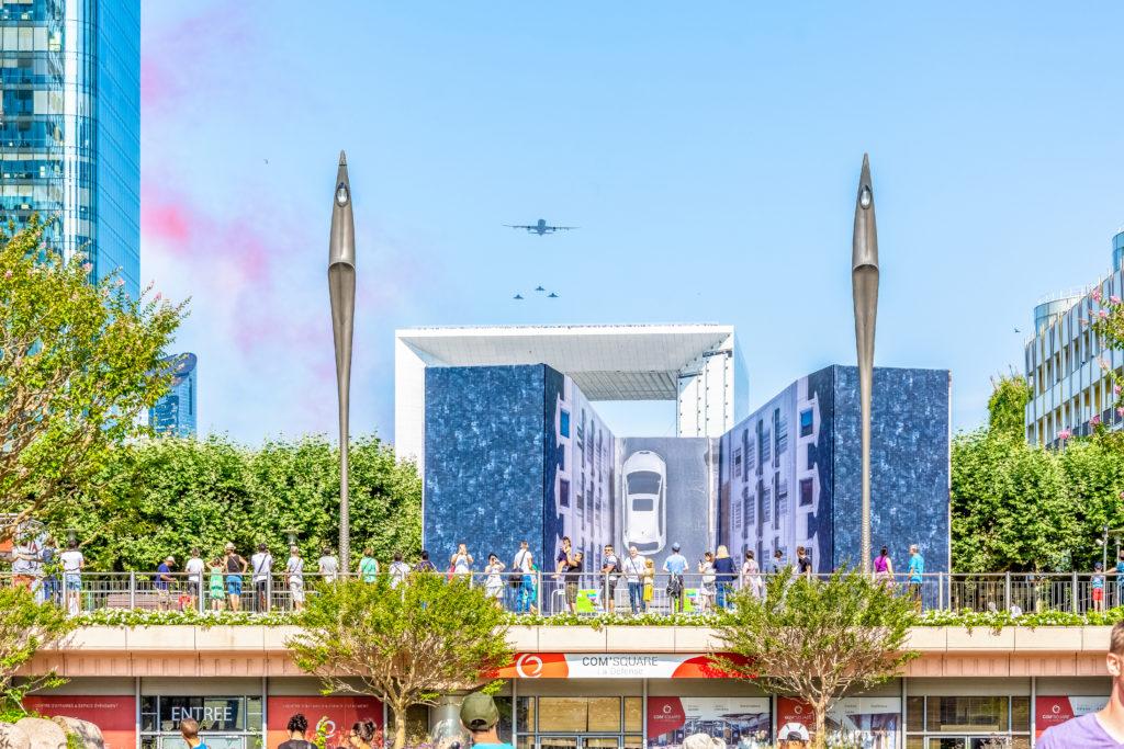 Défilé Aérien 14 Juillet 2018 (Paris La Défense) (8)